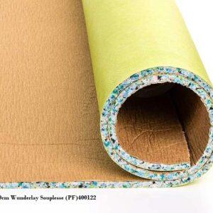 Tapijt ondervloeren met vloerverwarming