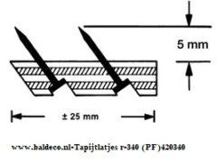 Tapijtlatjes & Kantenstroken