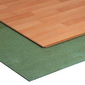 Harde ondervloeren zonder vloerverwarming